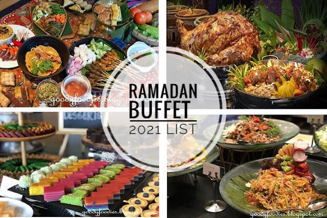 Ramadan Buffet 2021 Kuala Lumpur & Selangor