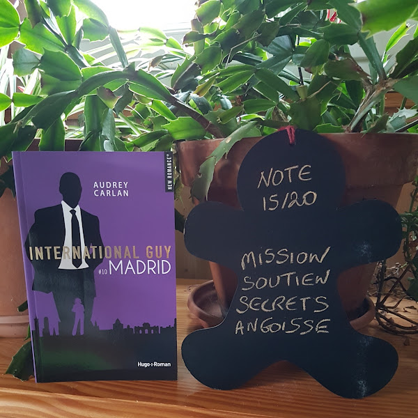International guy, tome 10 : Madrid de Audrey Carlan