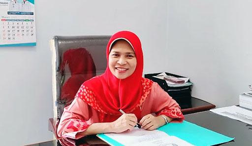 Kepala Dinas Sosial Lumajang, Dewi Susiati