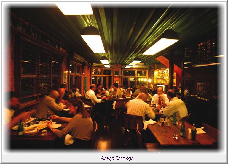 Em pleno shopping de luxo, casa serve menu lusitano pincelado por sugestões  espanholas em ambiente atraente. e0fa6ad9b2