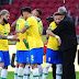 Assim está o chaveamento das quartas de final da Copa América: Brasil enfrentaria o Uruguai