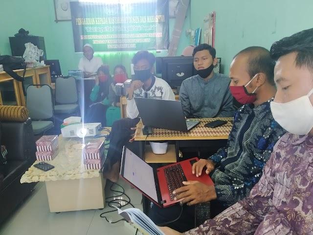 PENGABDIAN DOSEN DAN MAHASISWA DI PESANTREN DARUL AMIN PALANGKA RAYA