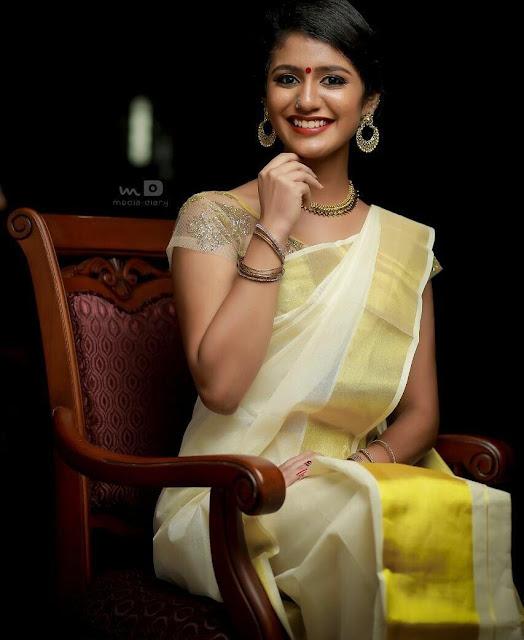 Actress Priya Prakash Warrier Latest Photoshoot Stills Actress Trend