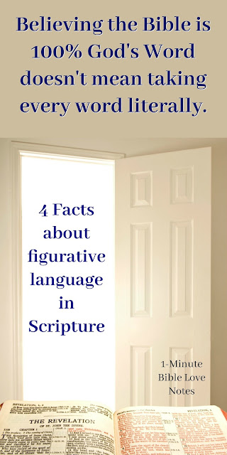 Literal or Figurative? 4 Guidelines About Figurative Language in Scripture