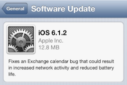 Link Download iOS 6.1.2 Untuk Perbaiki Masalah Baterai Dan Passcode