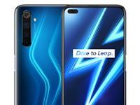 Cara flash Realme 6 Pro (RMX2061)