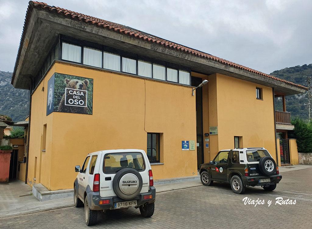 Casa del oso de Proaza, Asturias