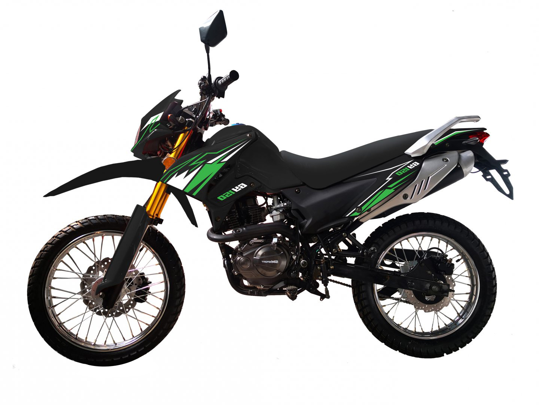 Spesifikasi SM Sport GY 150 !! Ini Motor Trail Dual Purpose Keren !!!