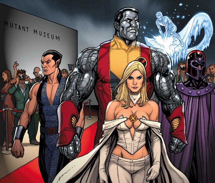 X-MEN O CISMA - MULTIVERSO NEWS