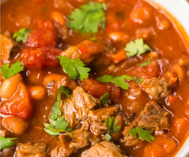 How to Make Good Beef and Black Bean Chili