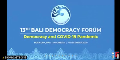 Bali Democracy Forum Indonesia