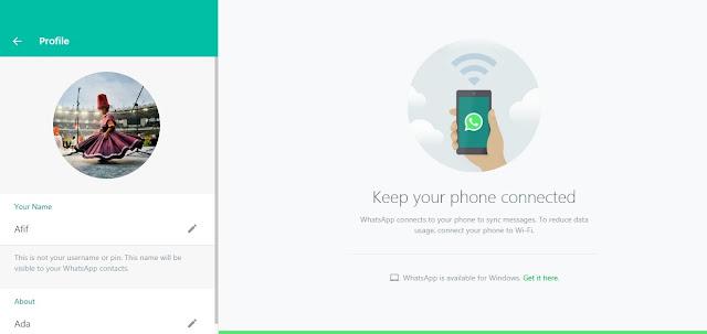 Cara Mudah Menggunakan WhatsApp Web