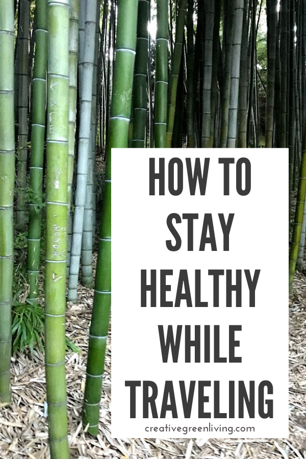 How to stay healthy and avoid getting sick while travling by air. Airplanes can harbor germs and keep you from feeling your best. Here are a serial traveler's best tips for staying healthy and preparing for potential illness during cold and flu season. Sponsored by media partner, Boiron. #creativegreenliving #oscillo2go #healthytravel