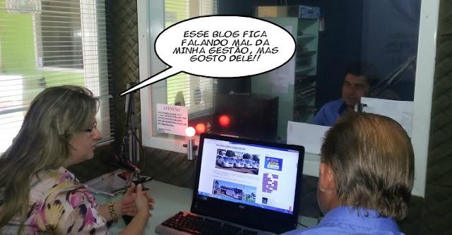 Roncador: Enquanto isso na Rádio Princesa