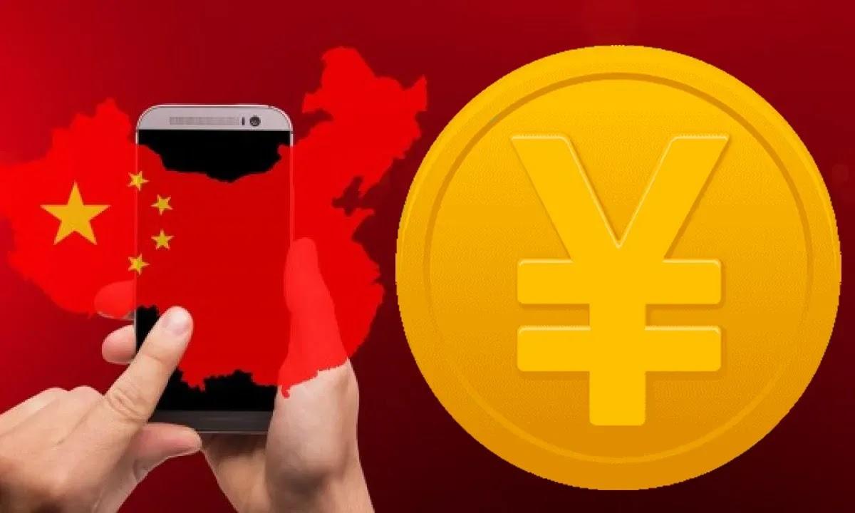 China regala yuanes digitales