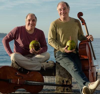 Duo Santoro faz o concerto de estreia da programação