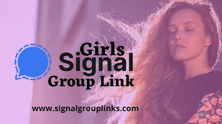 Girls Signal Group links