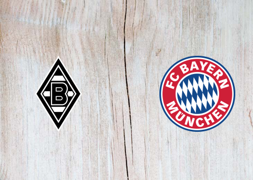 Borussia M'gladbach vs Bayern Munich -Highlights 7 December 2019