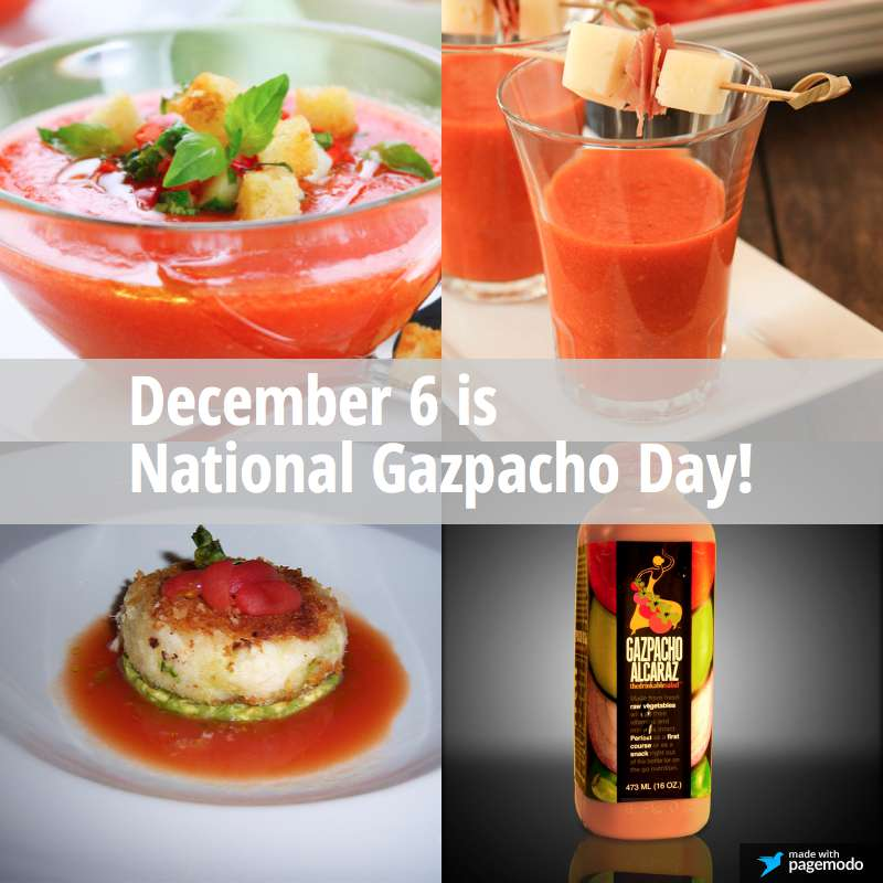 National Gazpacho Day Wishes pics free download
