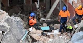 بيروت، انفجار مرفأ بيروت، البحث عن المفقودين، فريق بحث شيلي، شخص حي ، محافظ بيروت، مارون عبود، الاناضول، حربوشة نيوز
