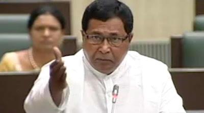 Senior Party Leader Janarreddy Said The KCR-TRS Government
