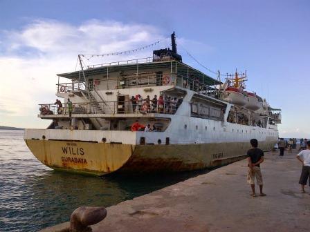 Jadwal Keberangkatan Kapal Laut Pelni Wilis
