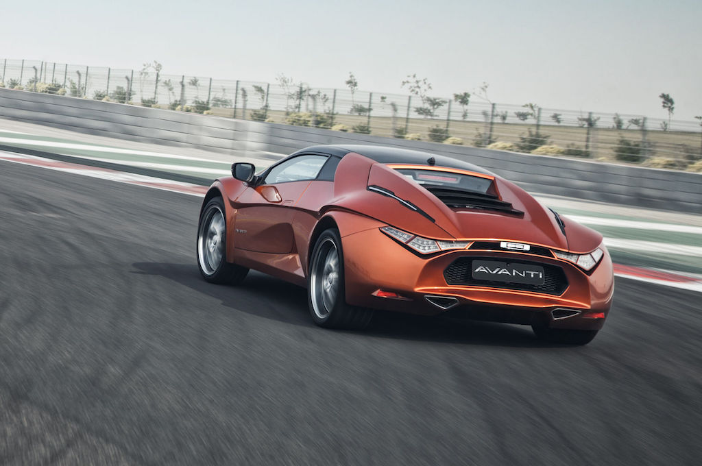 Dc Avanti Sports Car By Dc Design India Future Cars