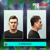 PES 6 Faces Patrik Schick by El SergioJr