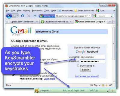 أداة, قوية, وموثوقة, لتشفير, لوحة, المفاتيح, وحماية, اسم, المستخدم, وكلمات, المرور, KeyScrambler