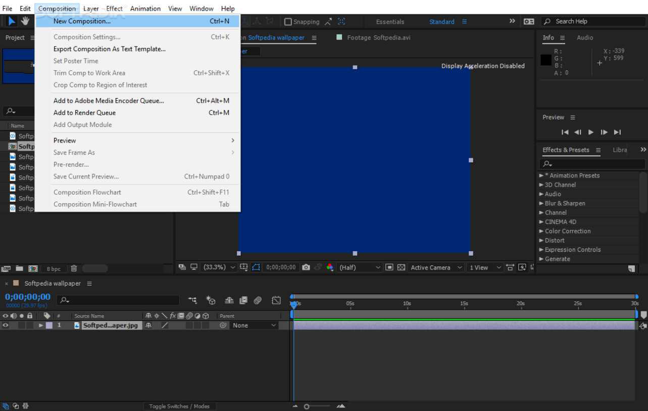 Adobe After Effects 2020 v17.1.0.72 poster box cover