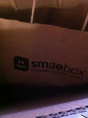#smilebox, #smileboxallstar, cajasorpresa, cajitassuscripcion, Smilebox, caja sorpresa alimentacion, caja sorpresa belleza,
