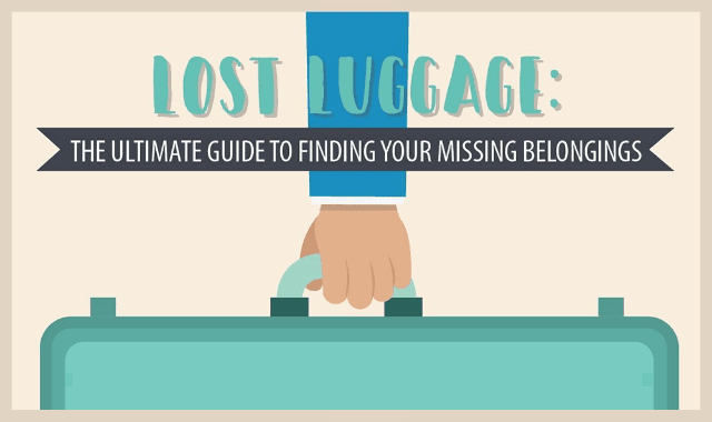 Lost Luggage: The Ultimate Guide To Finding Your Missing Belongings