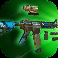Custom Gun Simulator 3D Mod Apk