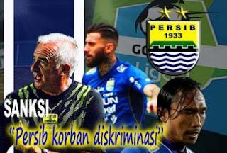 Sanksi Komdis PSSI, Persib Bandung Kehilangan Bojan dan Hariono di Dua Pertandingan