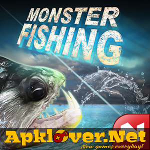 Monster Fishing 2018 APK MOD unlimited money