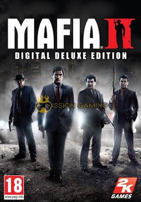 تحميل لعبة MAFIA 2 كاملة برابط تورنت