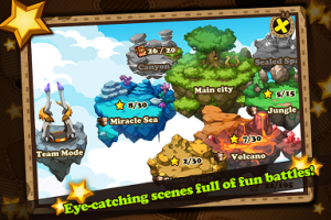Haypi Monster MOD APK Terbaru Februari 2016 screenshot 3