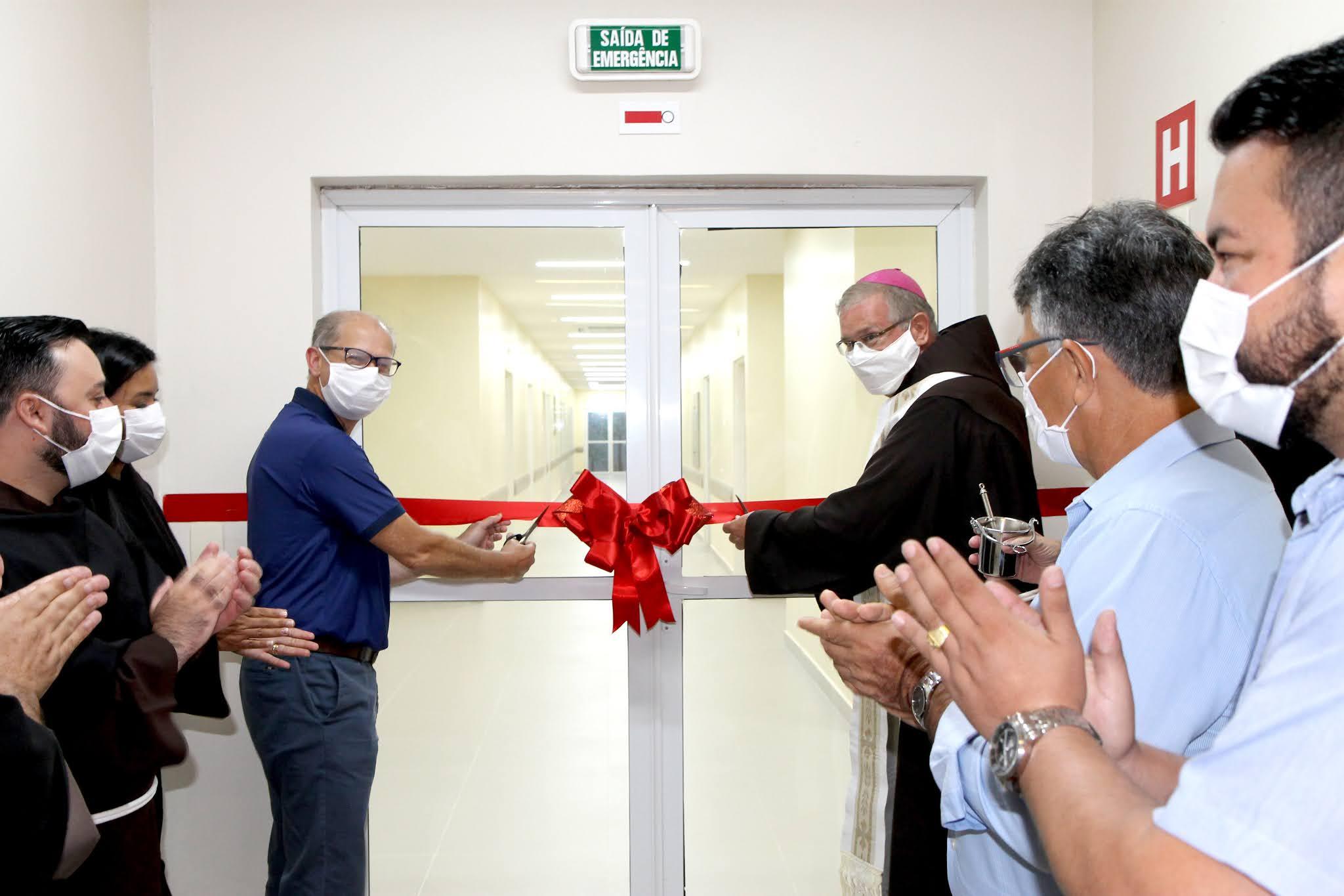 Hospital construído pela Alcoa em Juruti ganha nova ala com mais 32 leitos