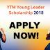 """"""" Young Leaders"""" BIASISWA TELEKOM MALAYSIA 2018 PERMOHONAN DIBUKA"""