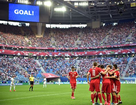 """""""Campeonato Russo é o mais limpo do mundo"""", diz médico da Rússia"""