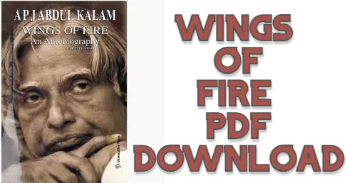 Wings of Fire pdf download