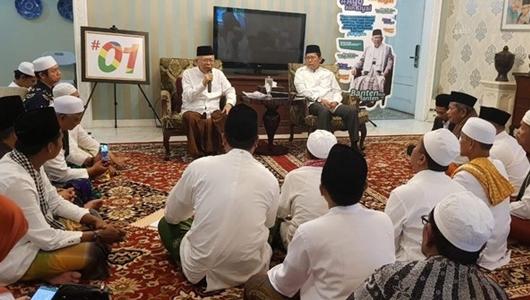 Aliansi Kiai Kampung se-Madura Deklarasi Dukung Paslon 01