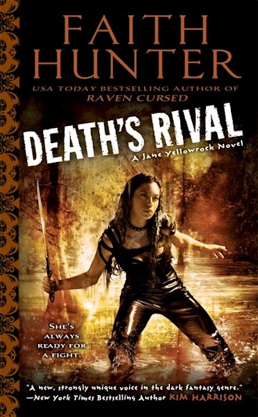 Faith Hunter - Death's Rival Blog Tour - September 30, 2012