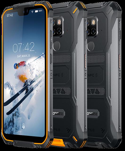 Doonfire News and Updates - 10,000mAh-plus S59 Pro smartphone