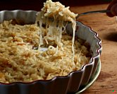 Julia Child's Soubise (Onion & Rice Casserole)