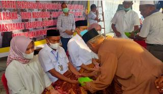 Dambaan Deklarasikan Kemenangan di Pilkada Sergai, Darma Wijaya : Ini Kemenangan Rakyat