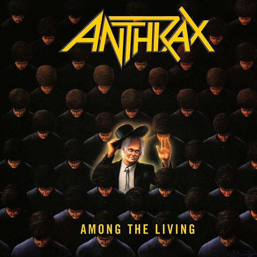anthrax among