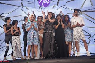 Manjari Phadnis, Meenakshi Dixit, Dipannita Sharma At Designer Nidhi Munim Summer Collection Fashion Week 18th March 2017 (3).JPG