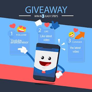 MCO 2.0 GIVEAWAY by anakdenesor.com