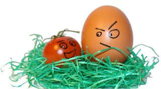 pomodoro, uovo